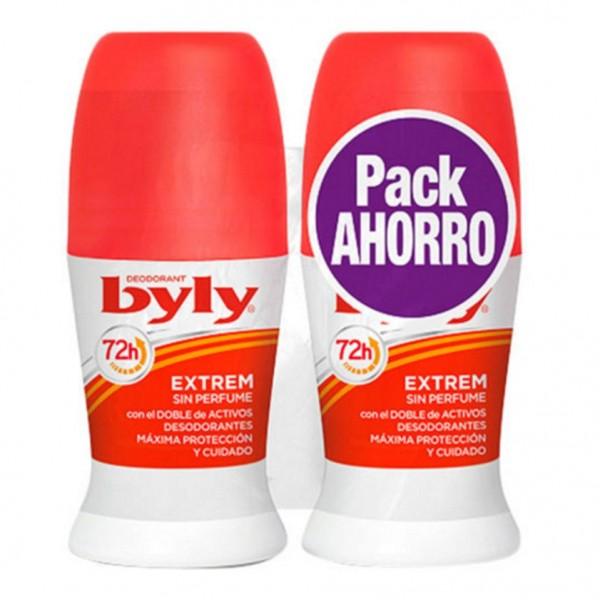 Byly desodorante Extrem 50 ml  2x1