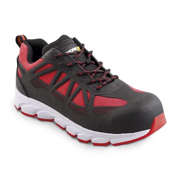 Zapato seg. workfit arrow rojo n.44